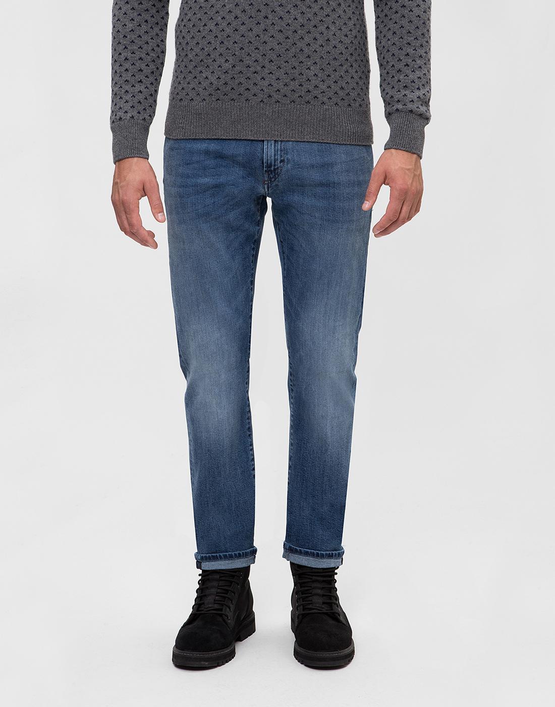 Мужские синие джинсы PT SKU07 MD58-2