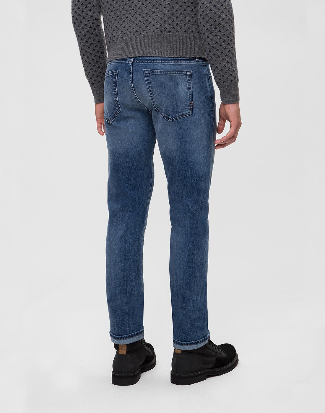 Мужские синие джинсы PT SKU07 MD58-4