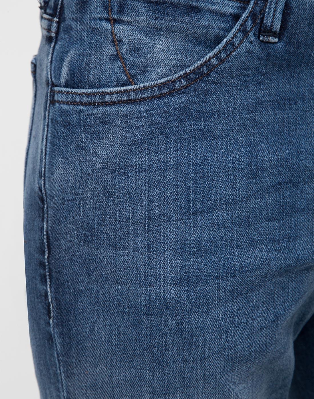 Мужские синие джинсы PT SKU07 MD58-6