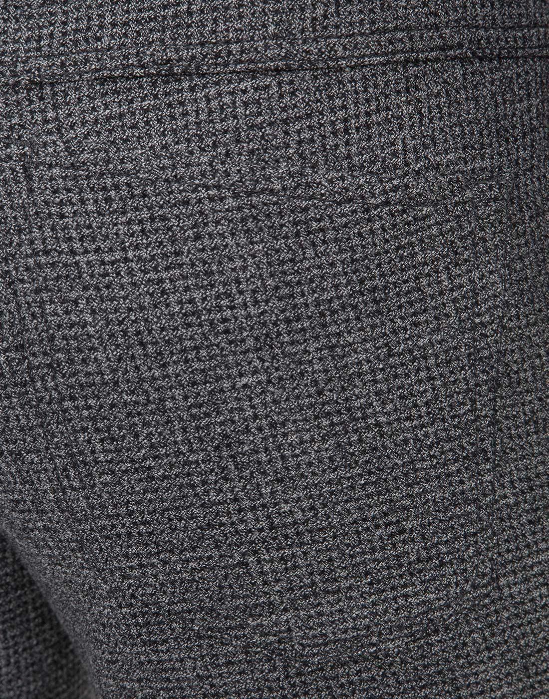 Мужские серые шерстяные брюки Hiltl  S12446 16 33580-6