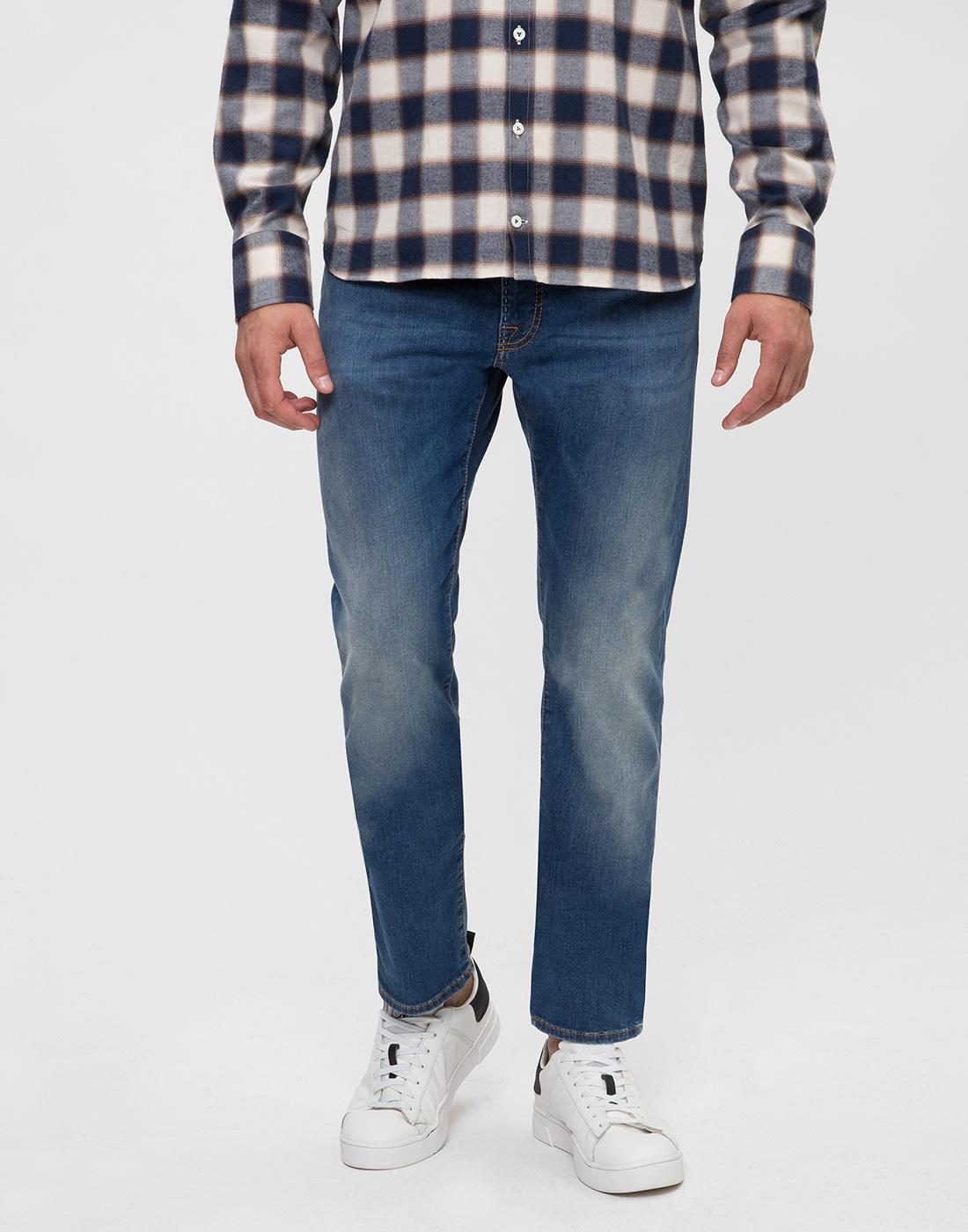 Мужские синие джинсы Tramarossa SD389-2