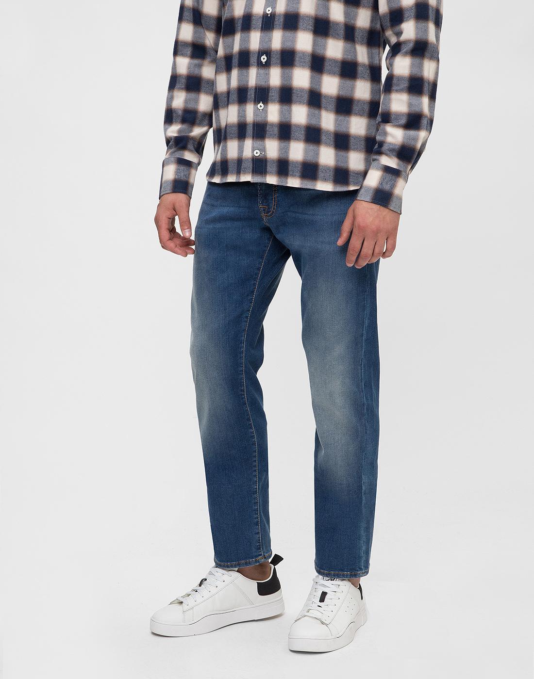 Мужские синие джинсы Tramarossa SD389-3