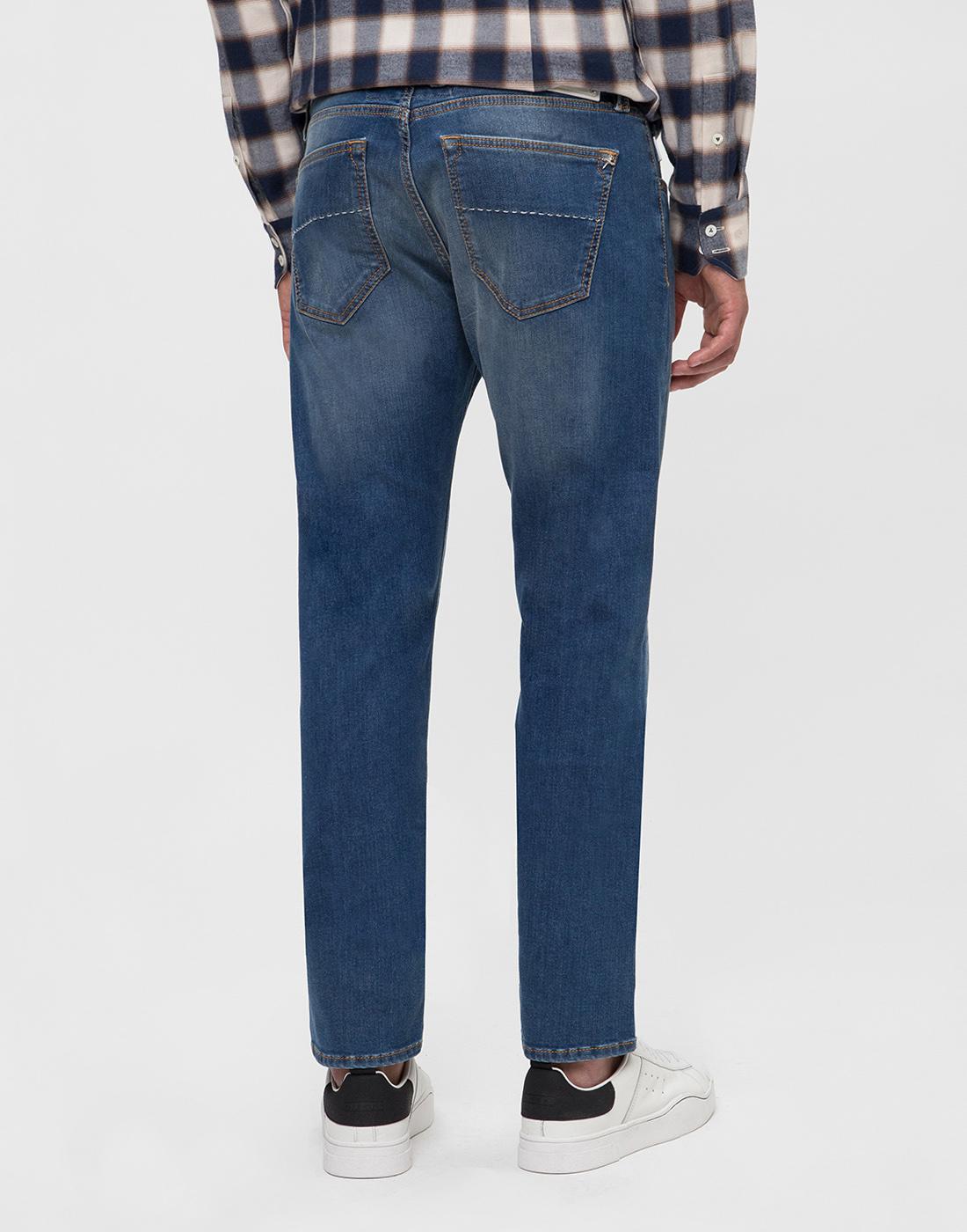 Мужские синие джинсы Tramarossa SD389-4
