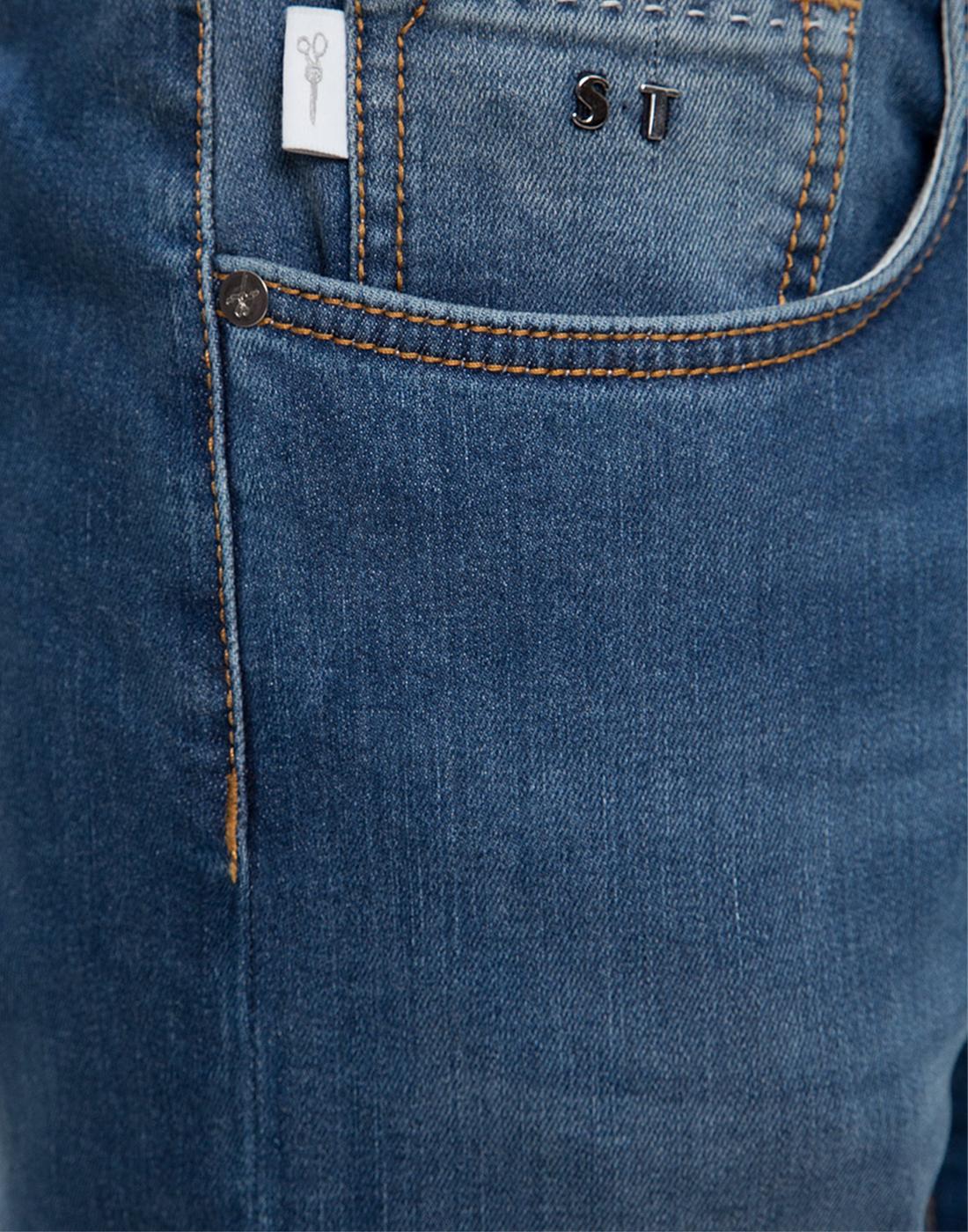 Мужские синие джинсы Tramarossa SD389-6