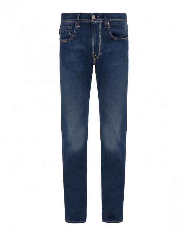 Мужские темно-синие джинсы MICH