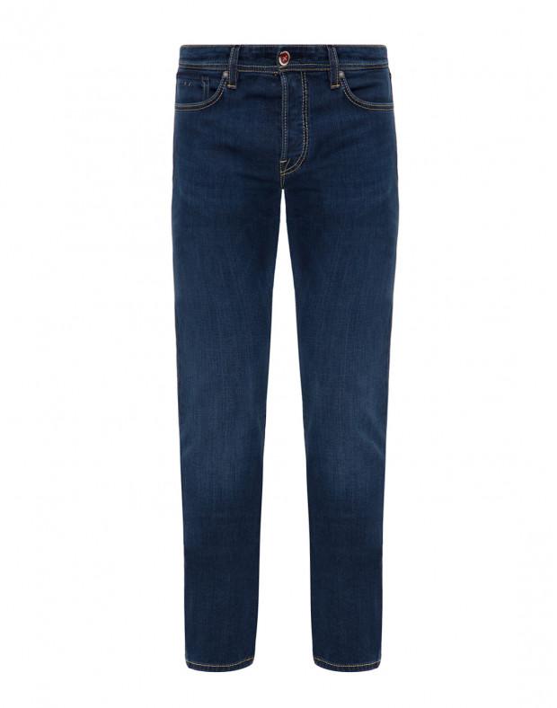 Мужские темно-синие джинсы Leonardo