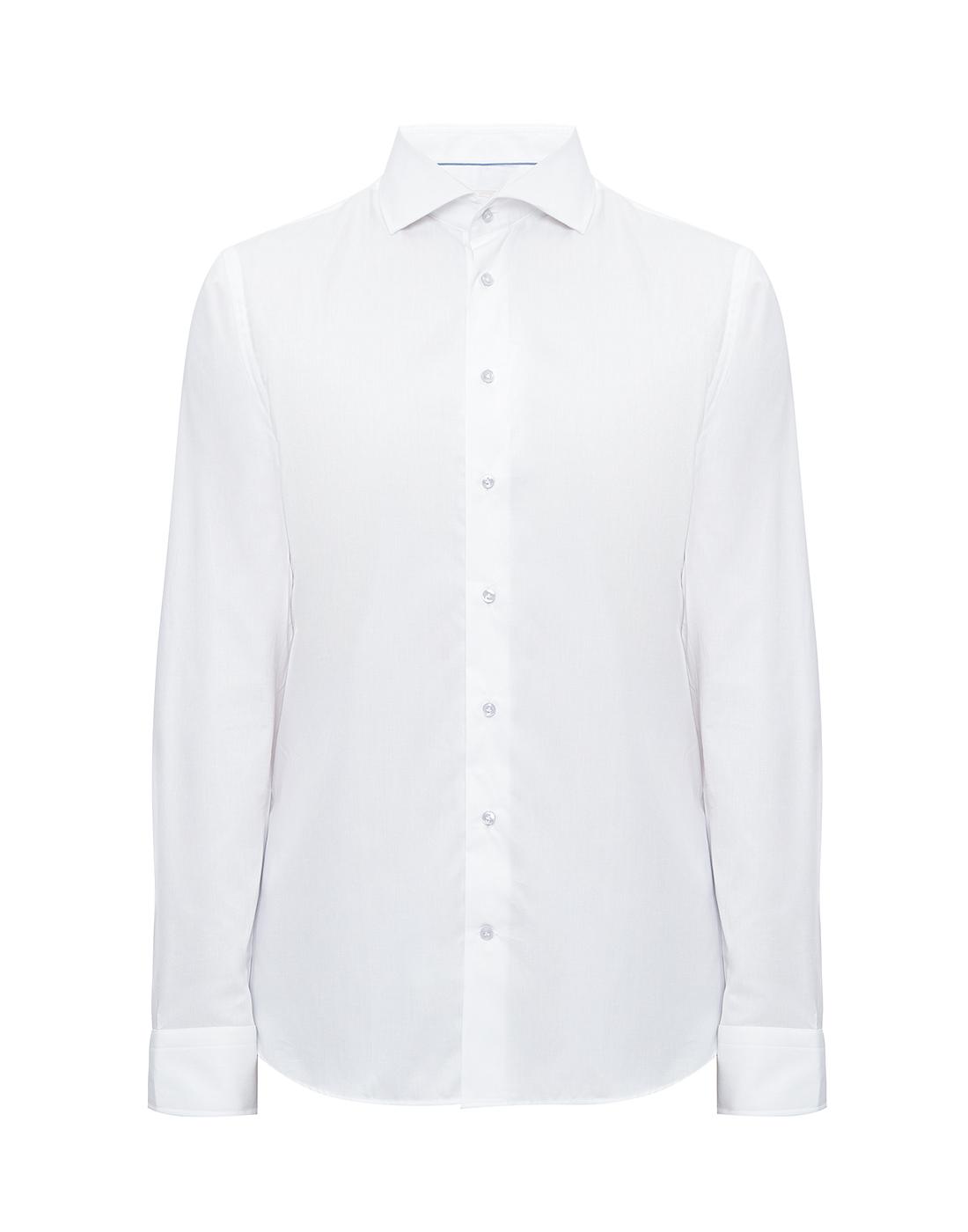 Мужская белая рубашка Profuomo SPPQH1C1002-1