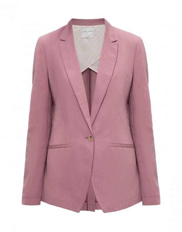 Женский розовый жакет