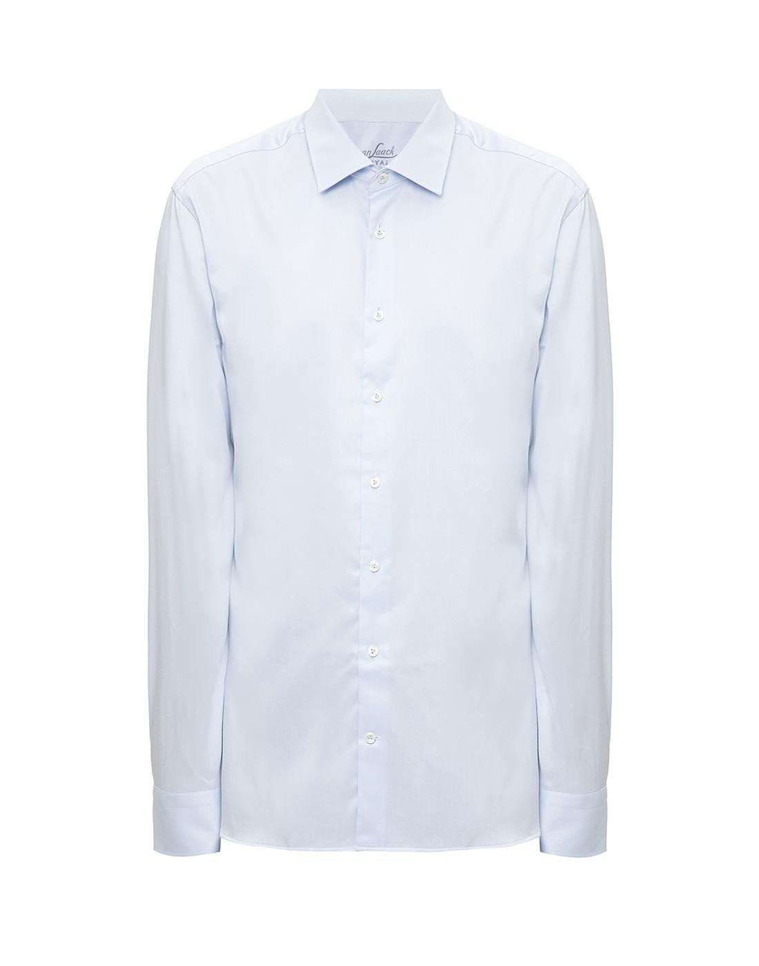 Мужская голубая рубашка Van Laack S130148/710-1
