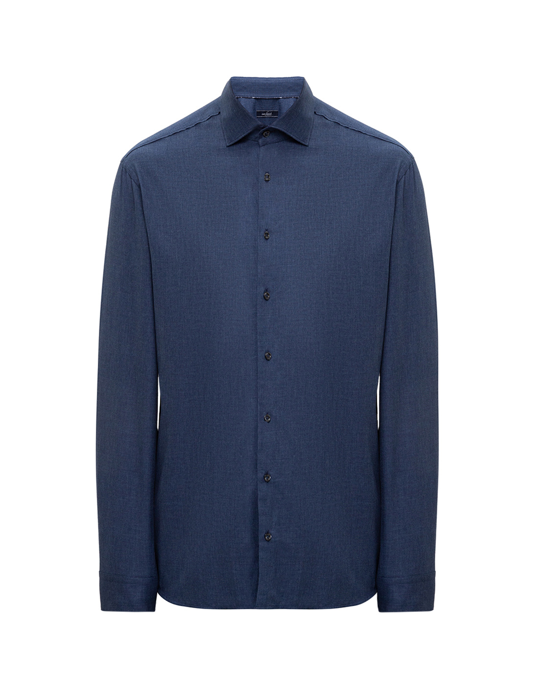 Мужская темно-синяя рубашка Van Laack S155026/780-1