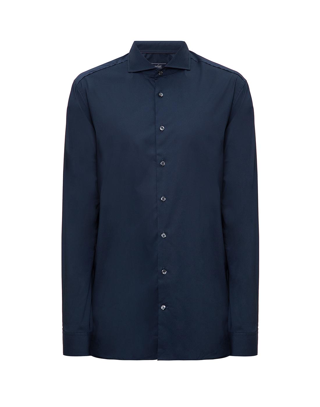 Мужская темно-синяя рубашка Van Laack S130050/790-1