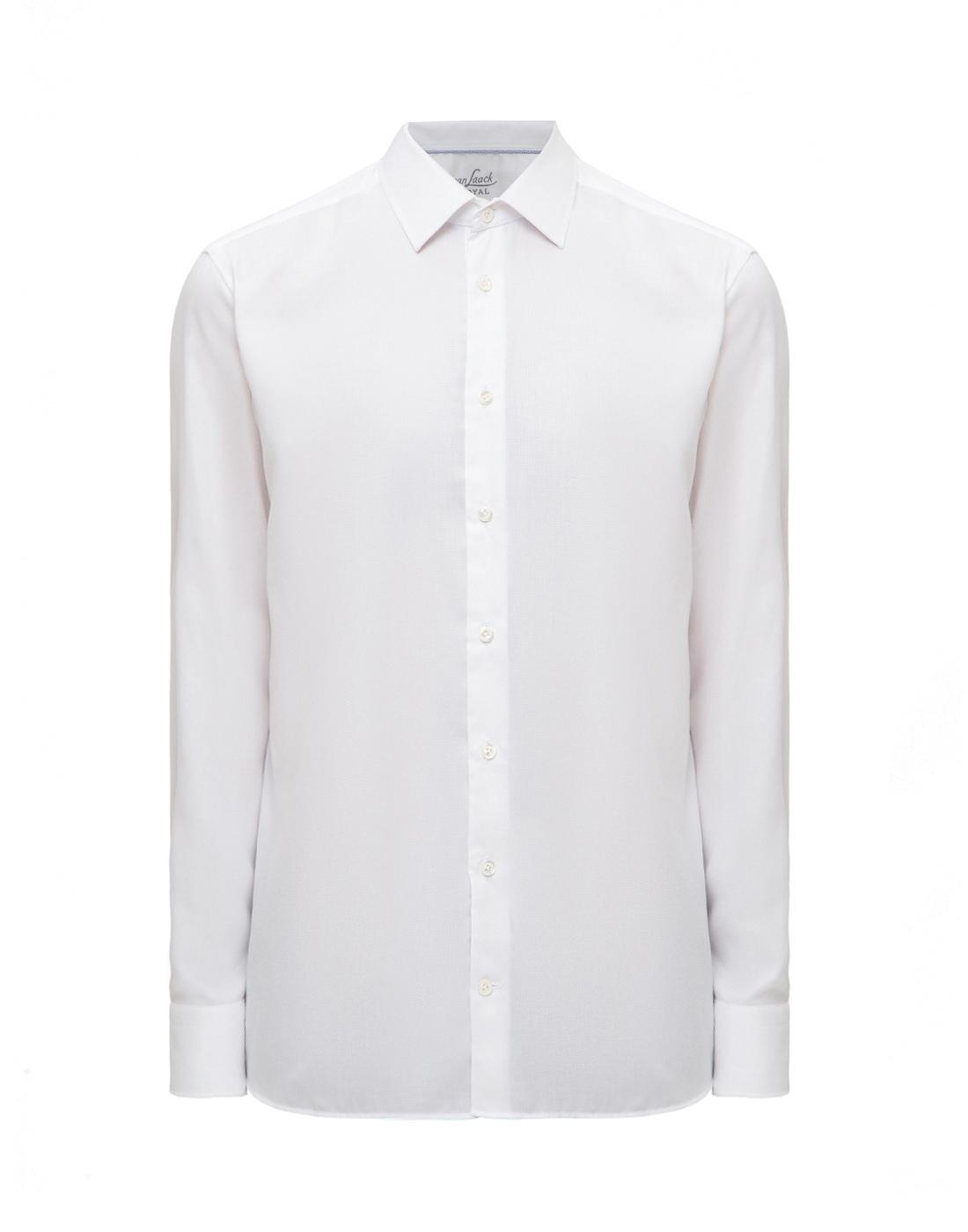 Мужская белая рубашка Van Laack S150021/000-1