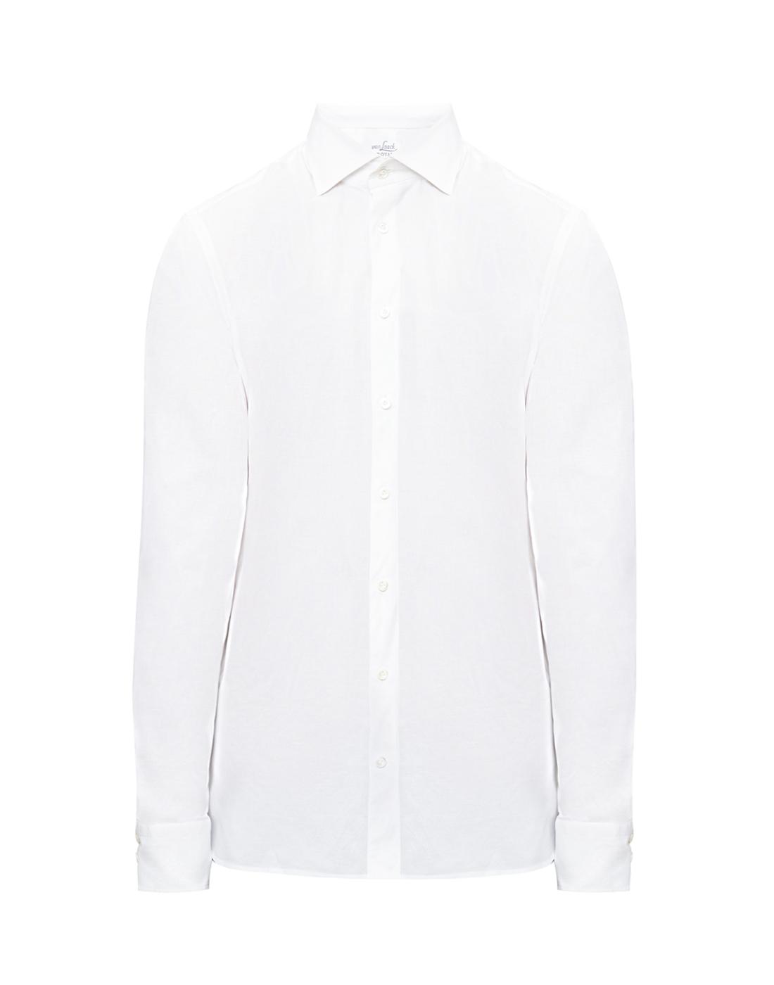 Мужская белая рубашка Van Laack S130090/000-1