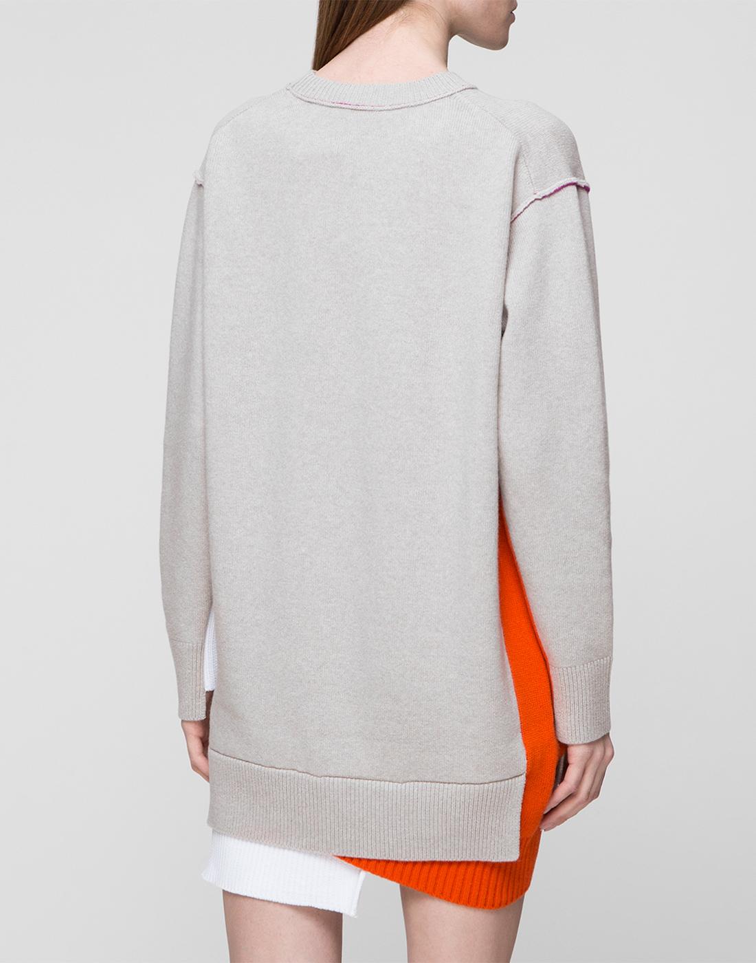 Женское бежевое шерстяное платье Dorothee Schumacher S516304/031-4