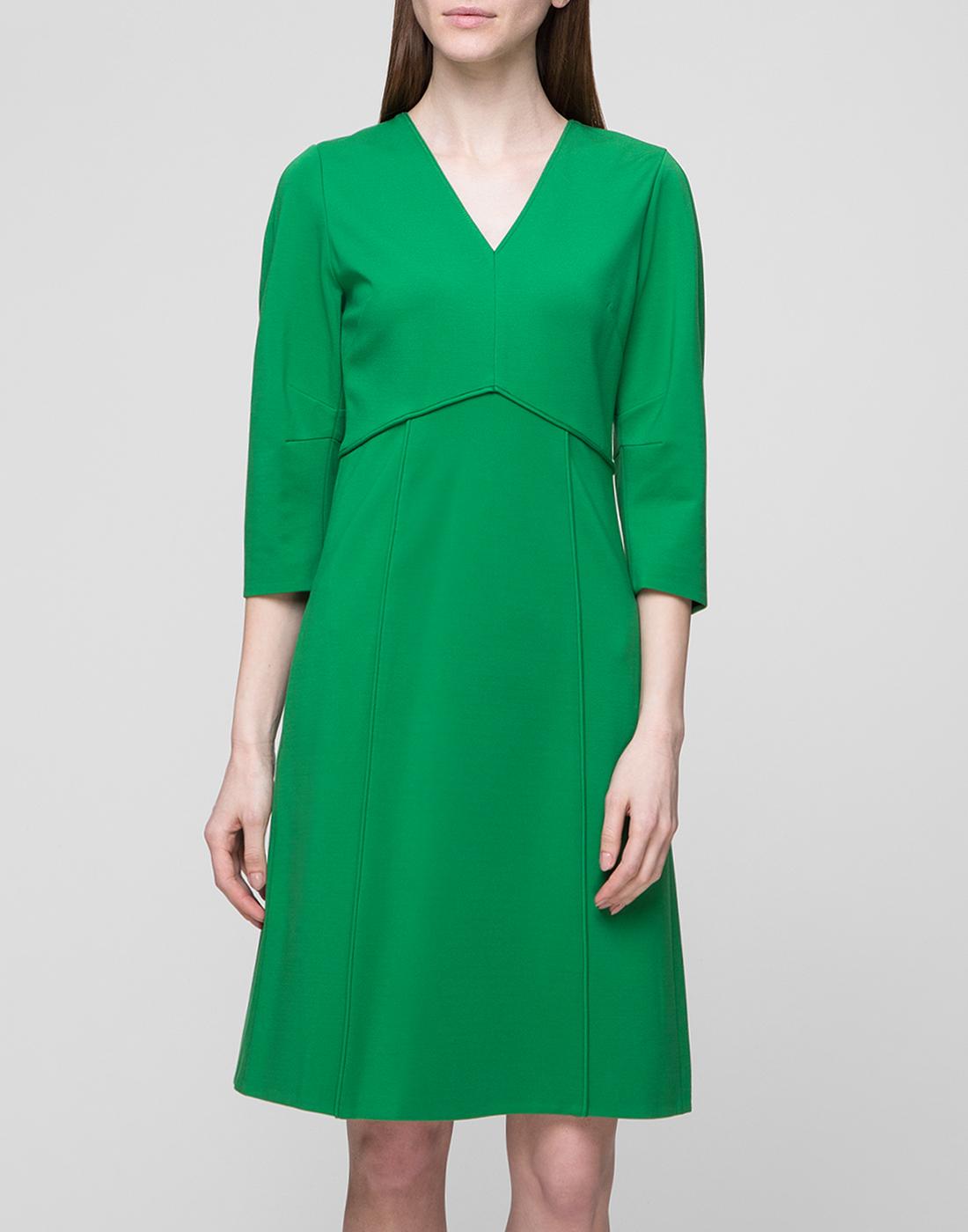 Женское зеленое платье Dorothee Schumacher S548013/562-2