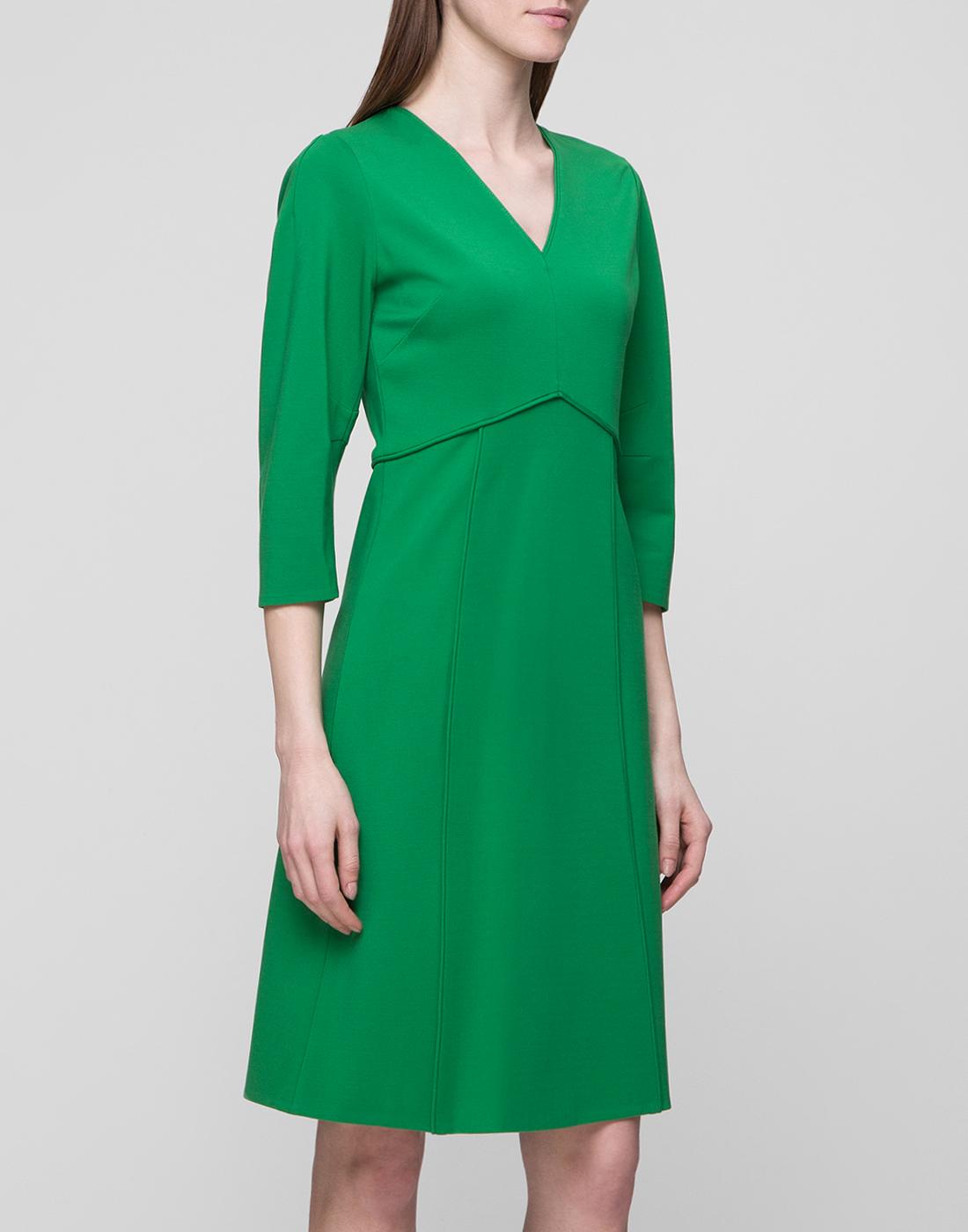 Женское зеленое платье Dorothee Schumacher S548013/562-3