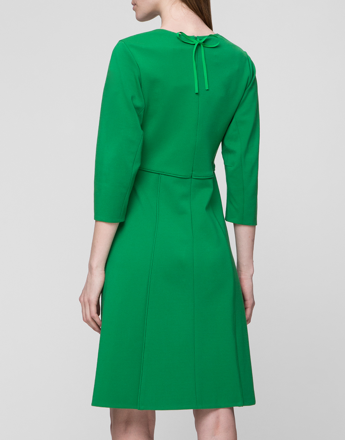 Женское зеленое платье Dorothee Schumacher S548013/562-4