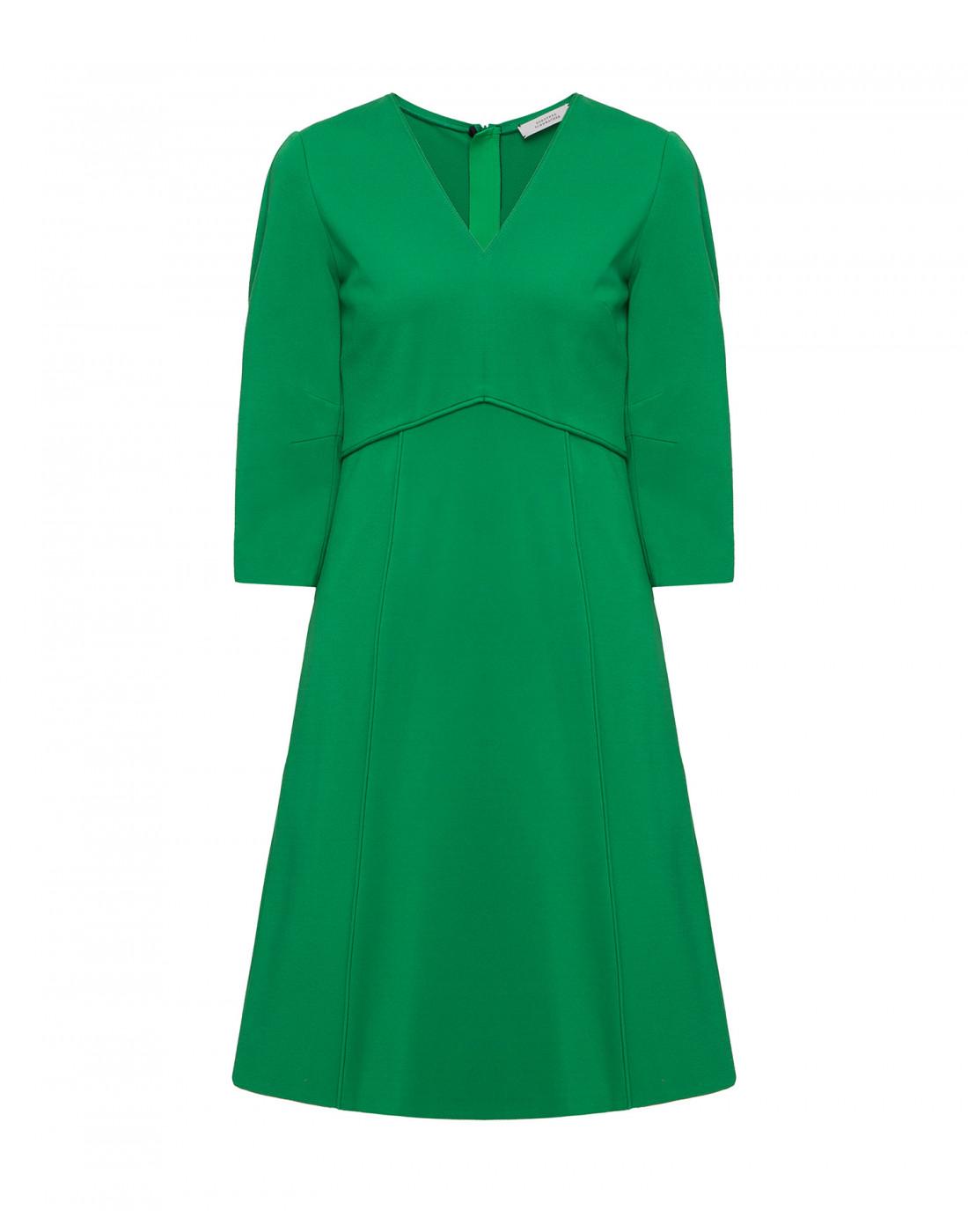 Женское зеленое платье Dorothee Schumacher S548013/562-1