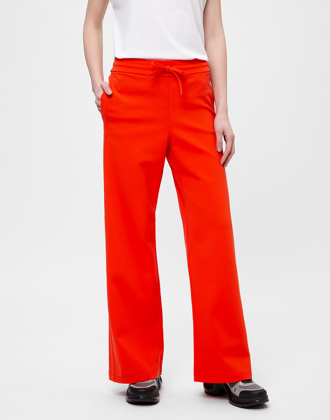 Женские красные брюки Dorothee Schumacher S626012/434-2
