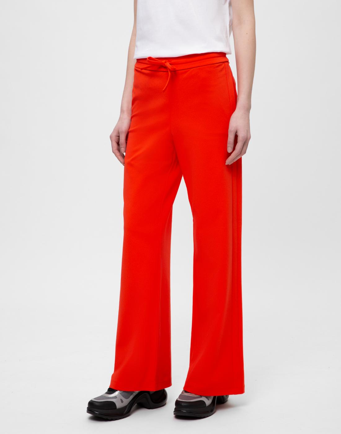 Женские красные брюки Dorothee Schumacher S626012/434-3