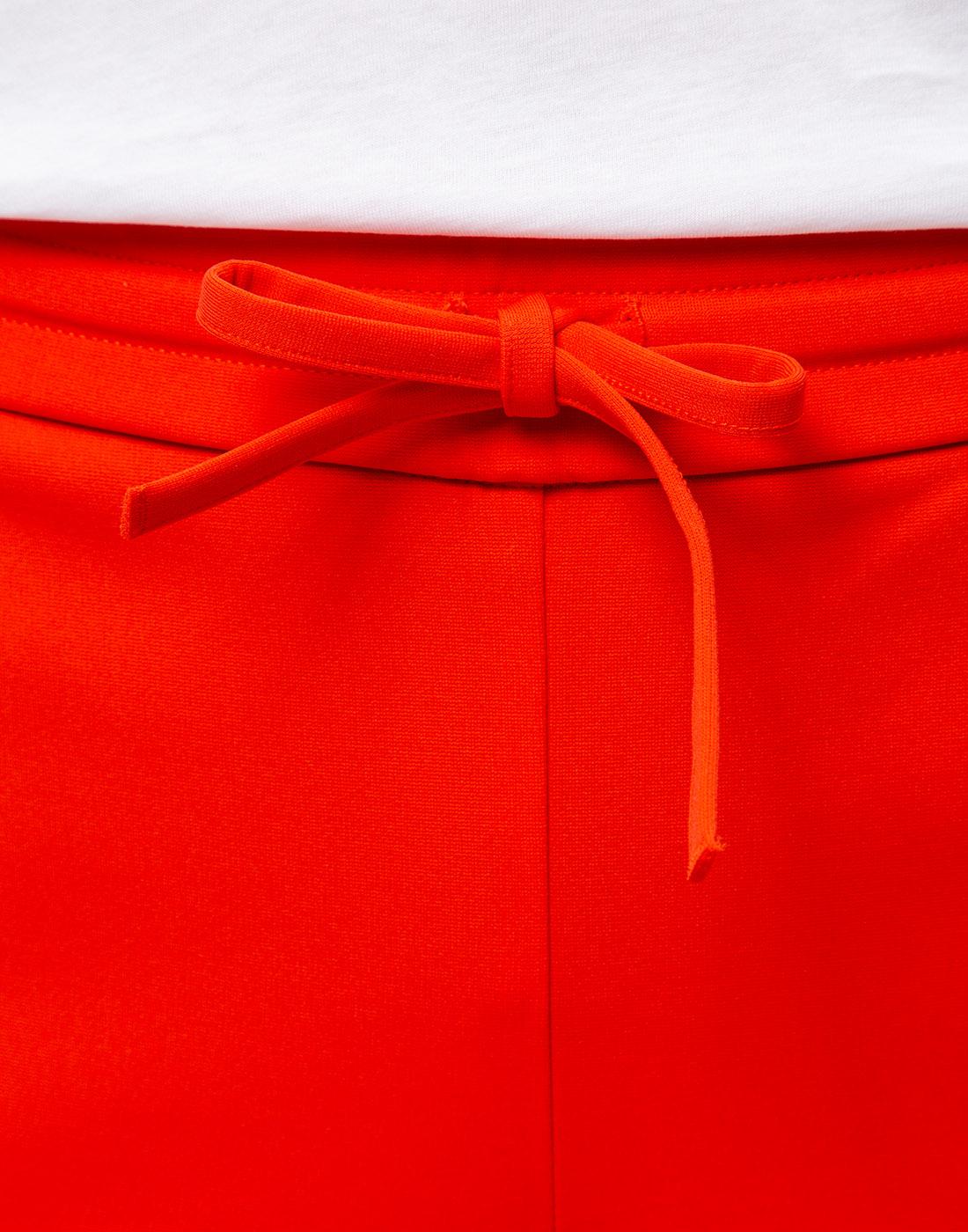 Женские красные брюки Dorothee Schumacher S626012/434-6