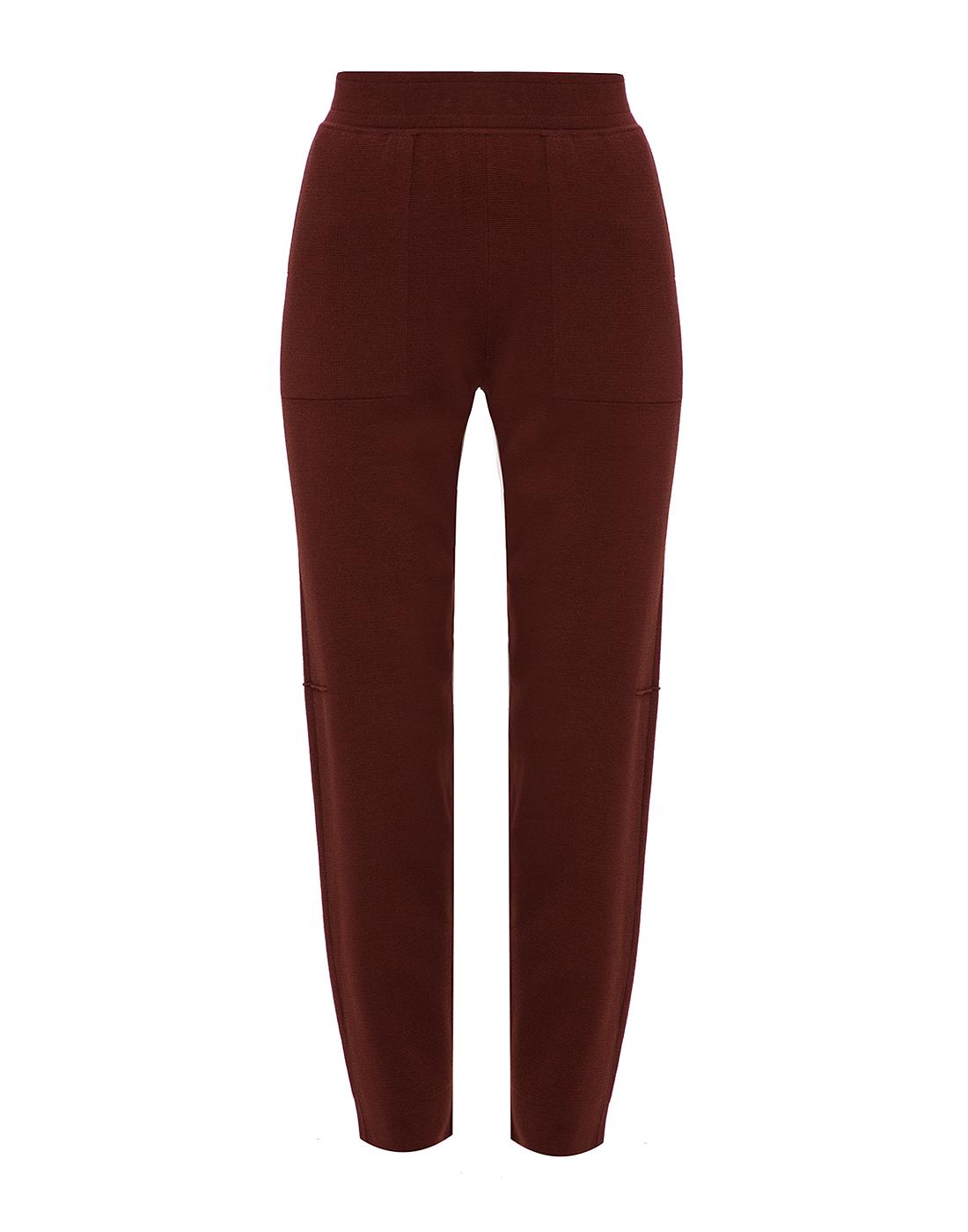 Женские коричневые брюки Falke Fashion S64033/5965-1