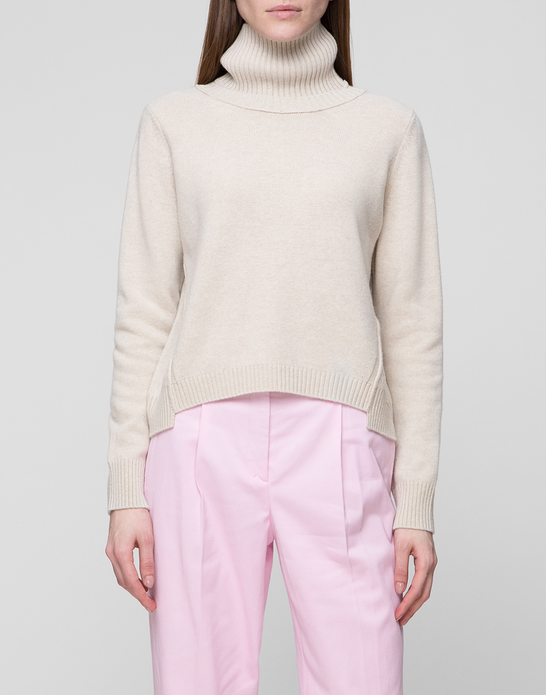 Женские розовые брюки Dorothee Schumacher S640403/421-2