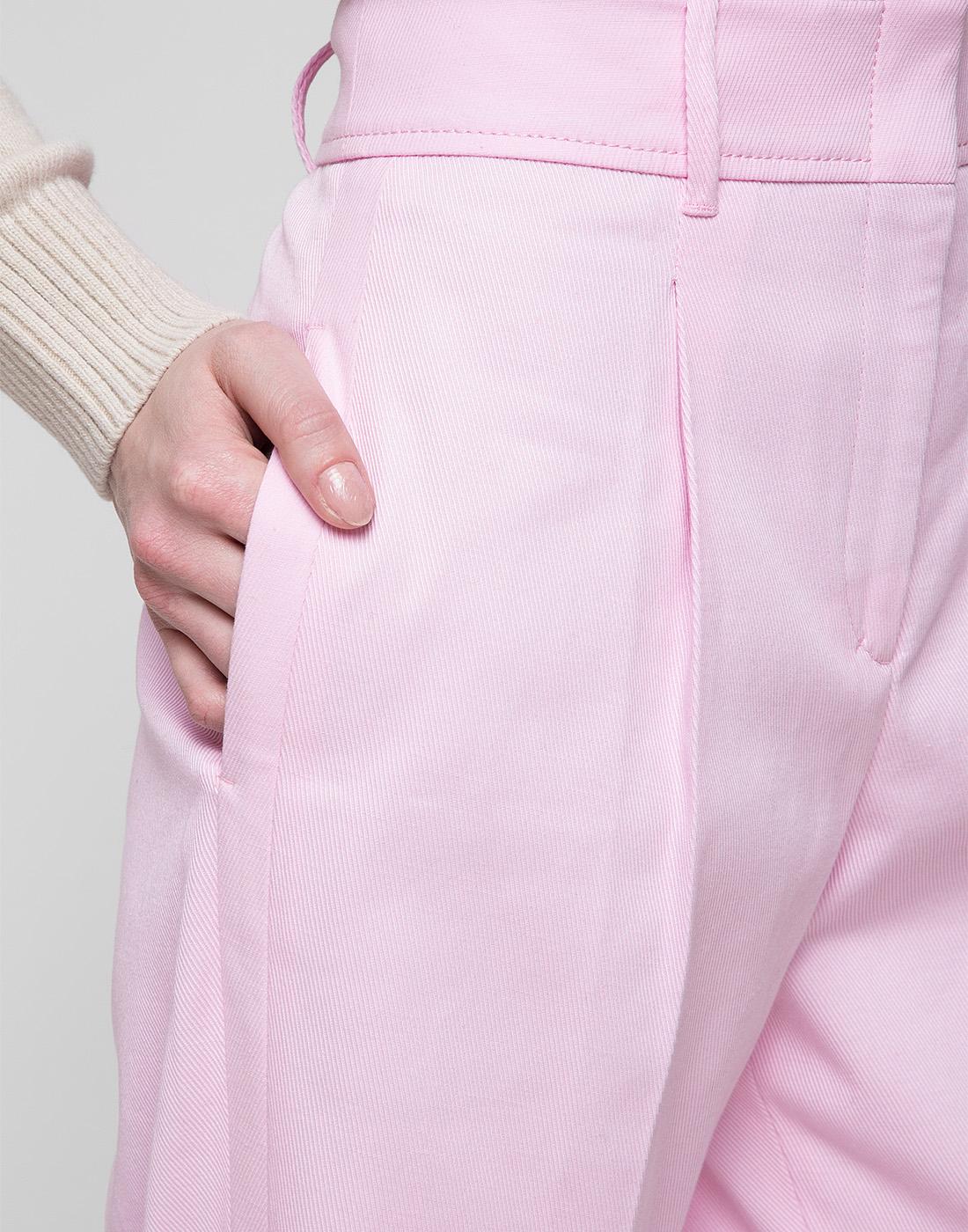 Женские розовые брюки Dorothee Schumacher S640403/421-6