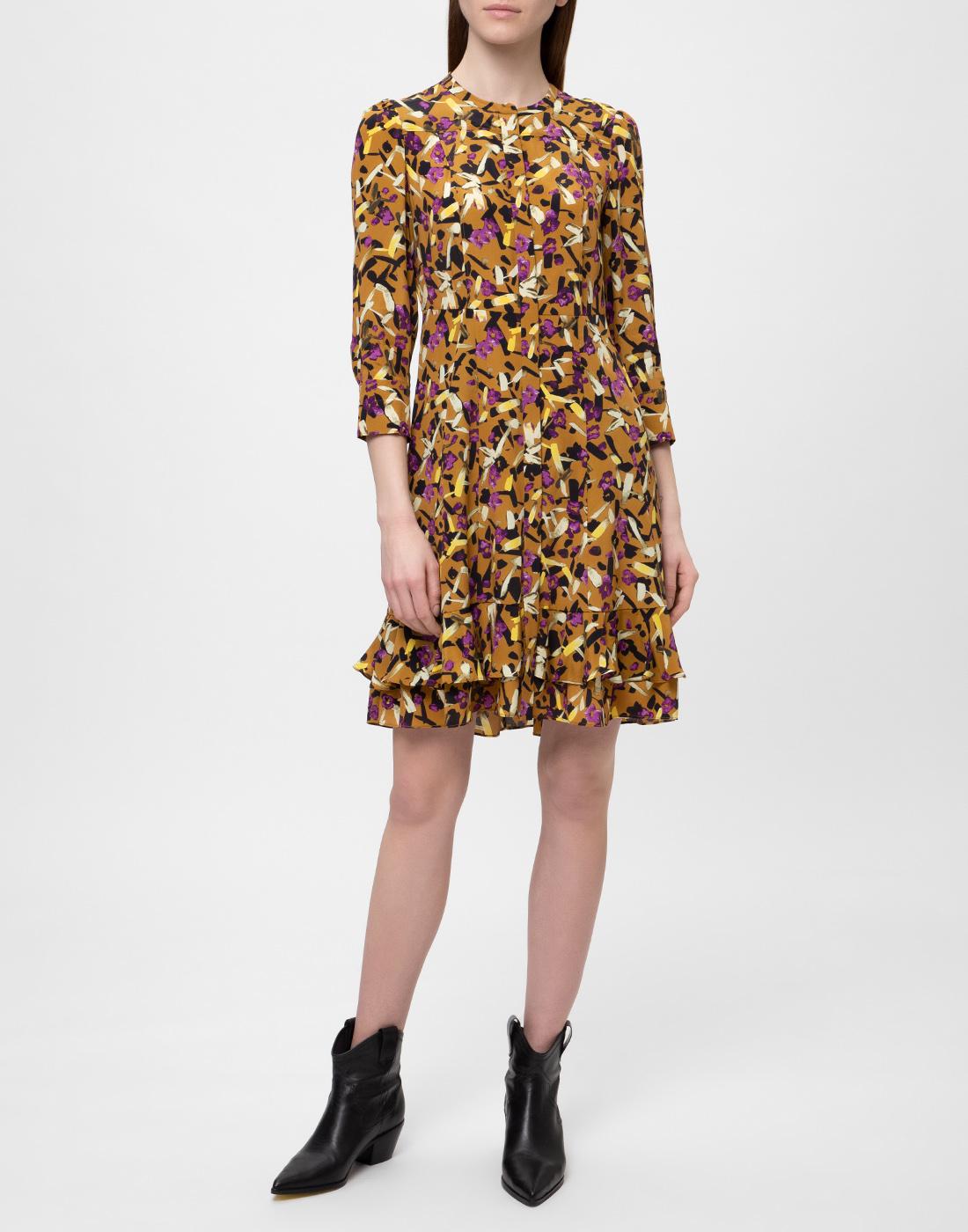 Женское платье-рубашка  Dorothee Schumacher S649713/072-2