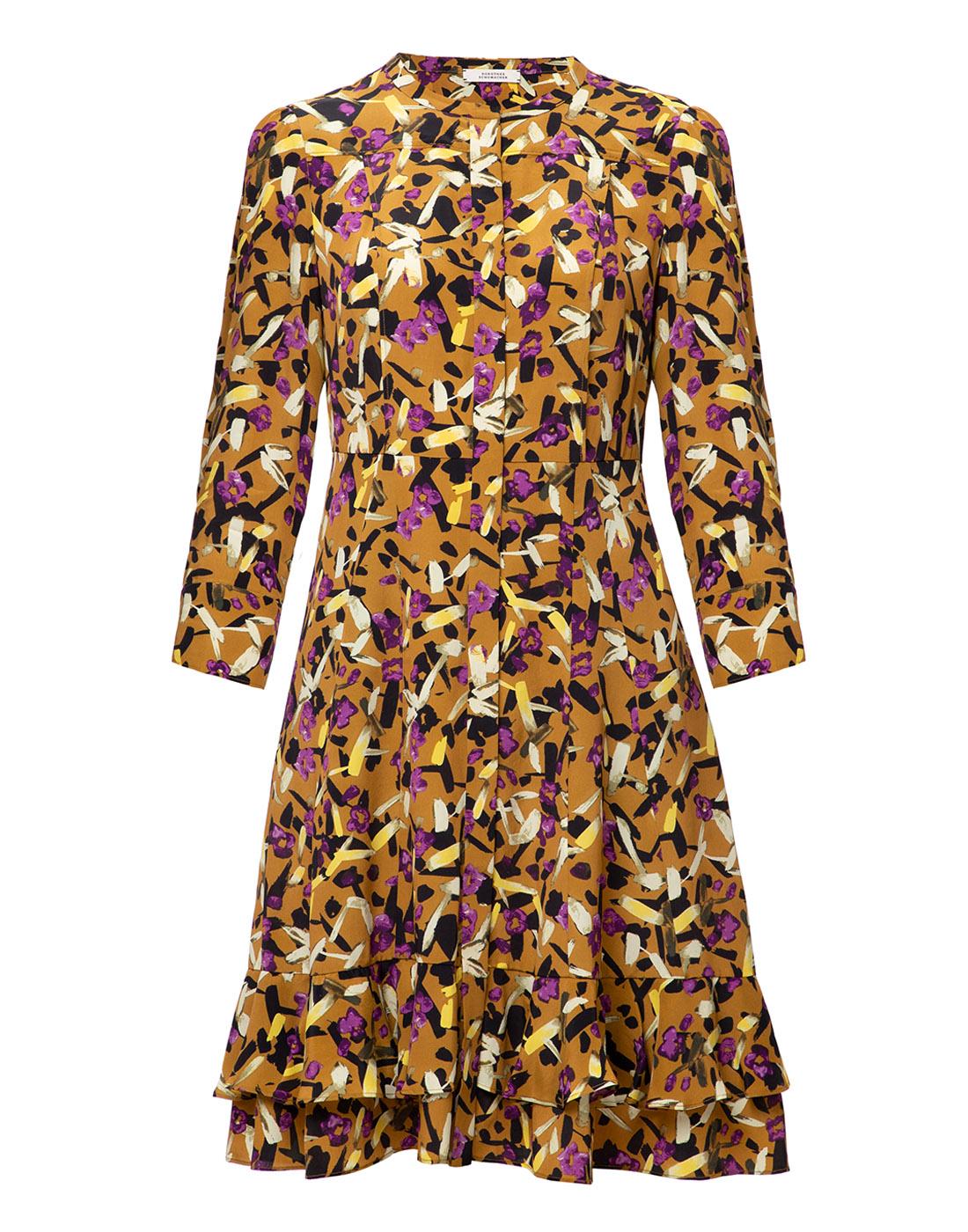 Женское платье-рубашка  Dorothee Schumacher S649713/072-1