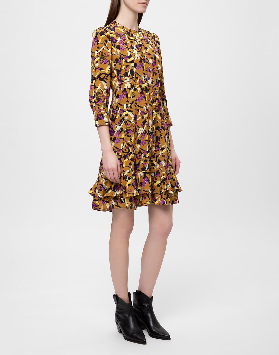 Женское платье-рубашка  Dorothee Schumacher S649713/072-3