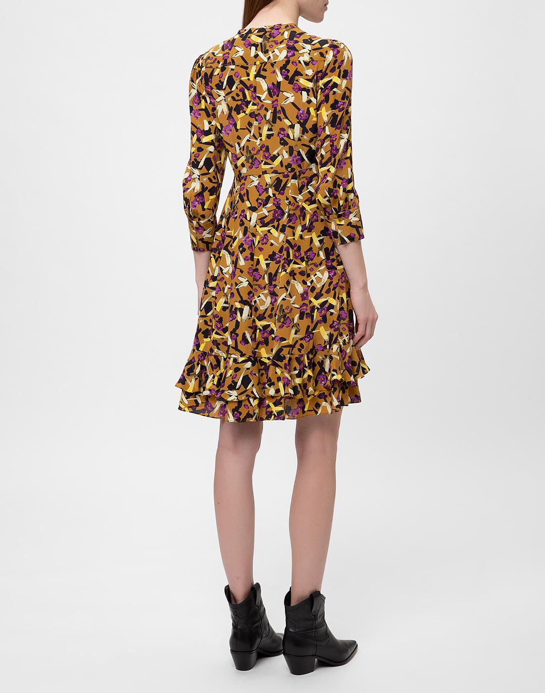 Женское платье-рубашка  Dorothee Schumacher S649713/072-4
