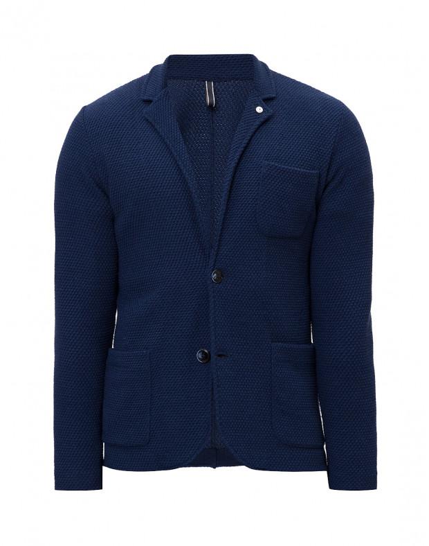Пиджак синий мужской