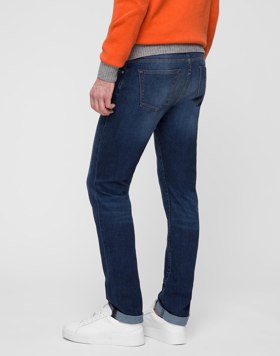 Мужские синие джинсы PT SPJ05Z30BAS/KU07/MS50-4