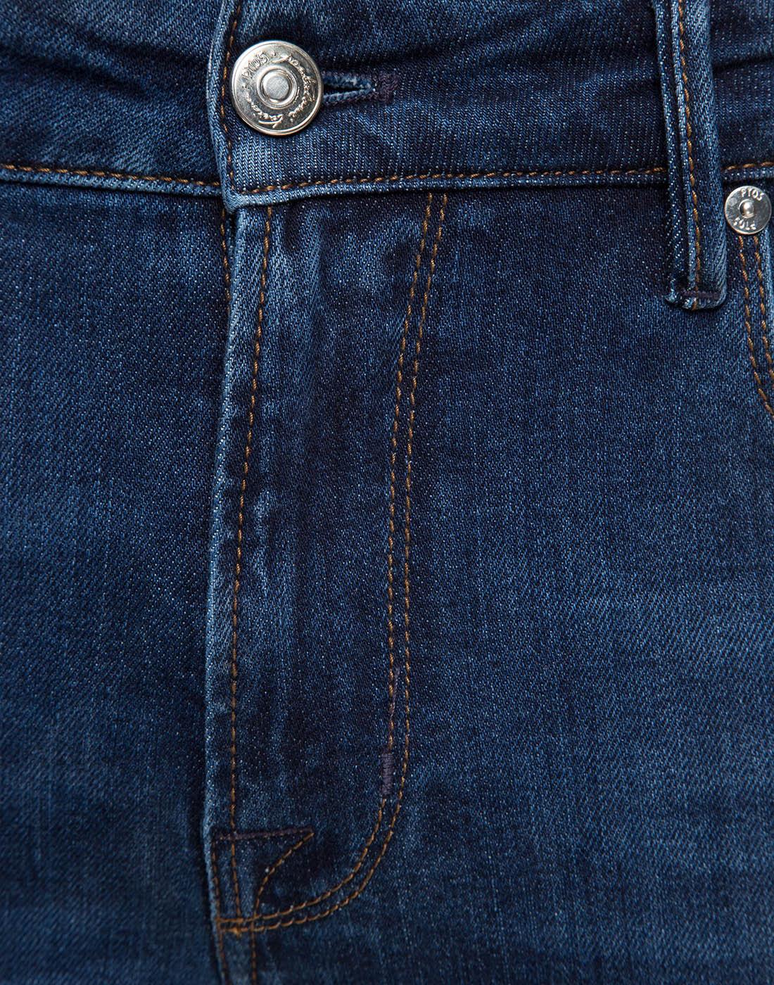 Мужские синие джинсы PT SPJ05Z30BAS/KU07/MS50-6