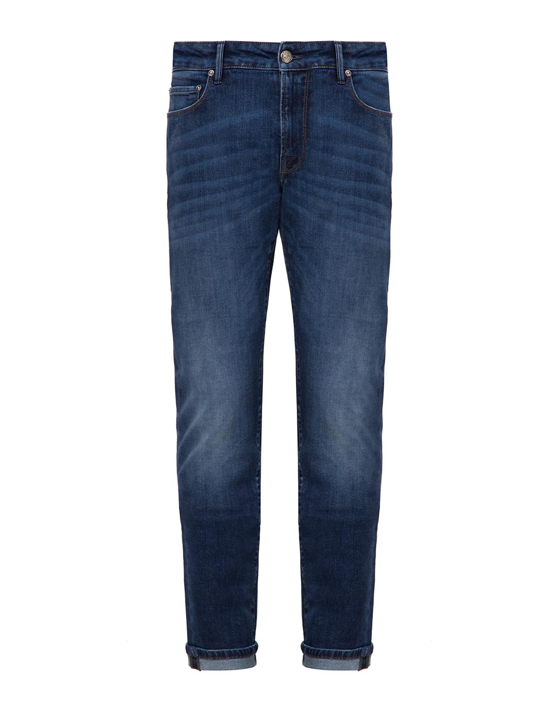 Мужские синие джинсы PT SPJ05Z30BAS/KU07/MS50-1