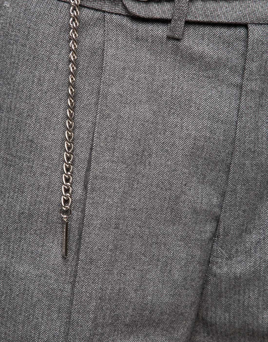Женские серые брюки Tramarossa SO168-6