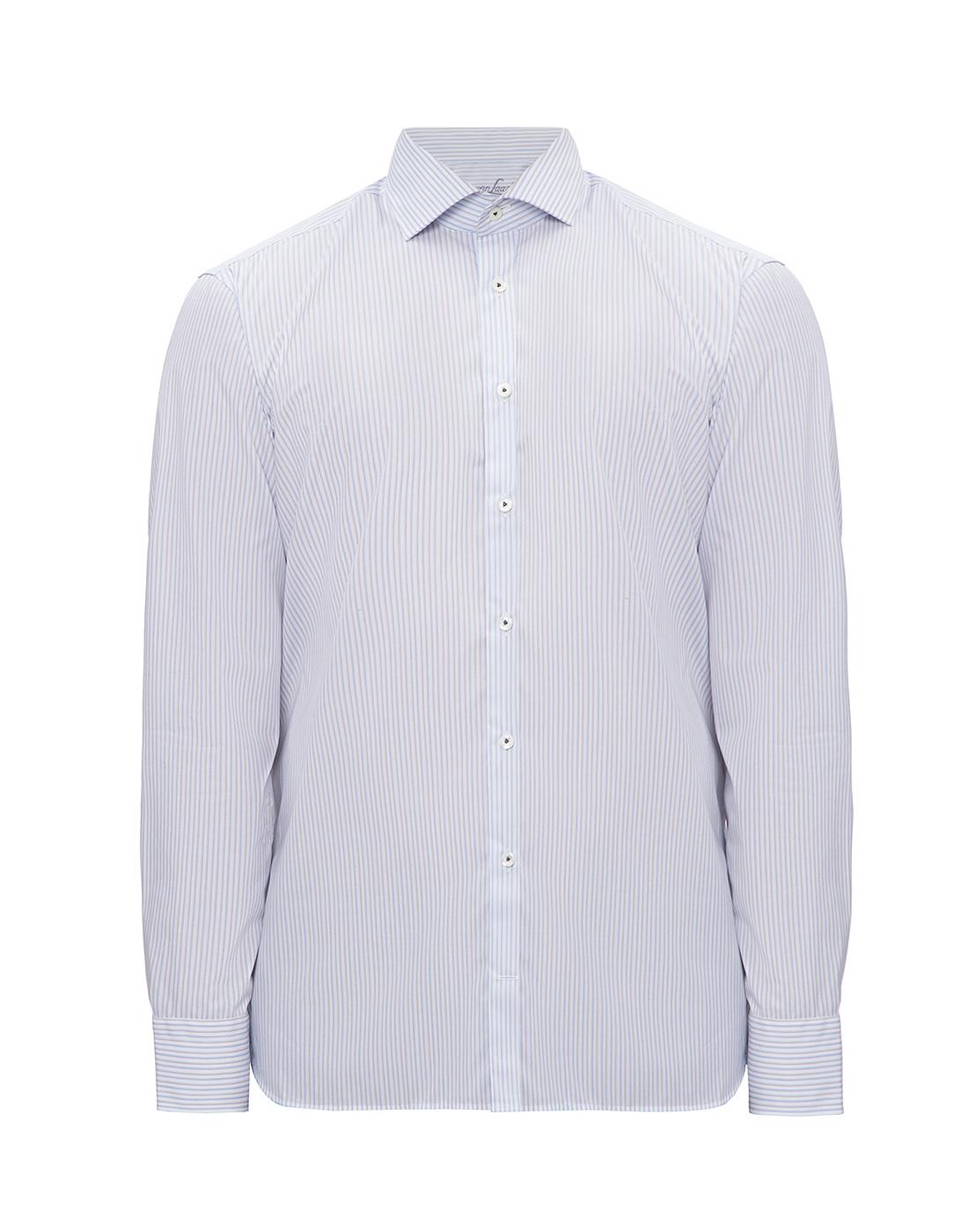 Мужская рубашка в полоску Van Laack SRIVARA-TFN 151570/007-1