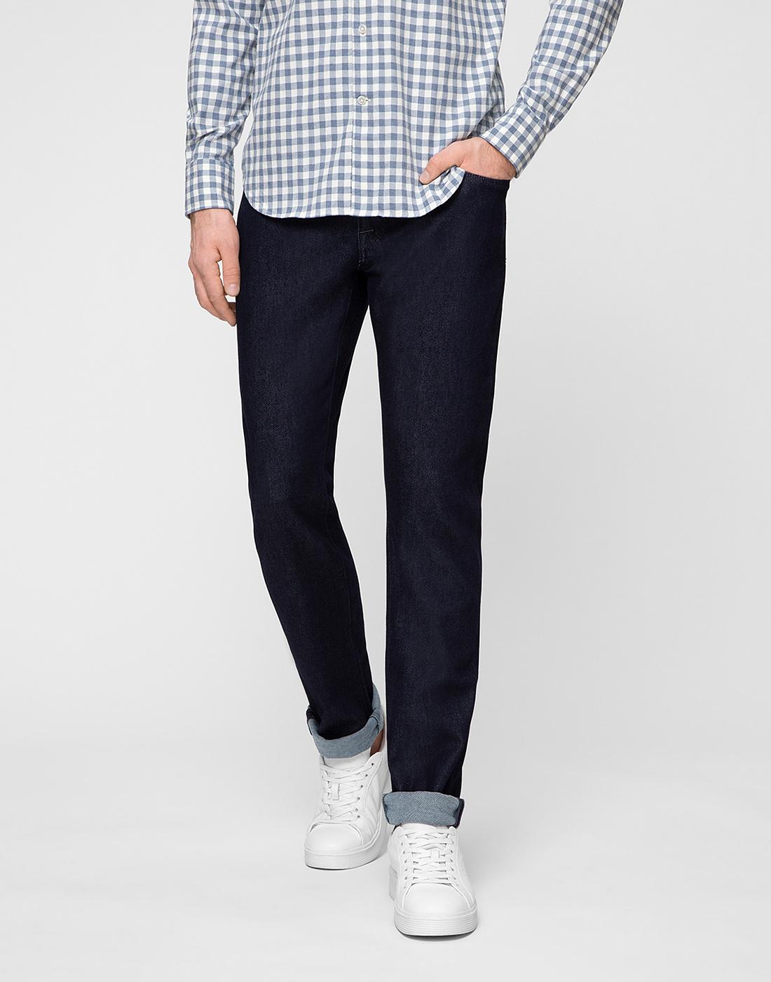Мужские темно-синие джинсы PT SPJ05Z30GTL/OA13/SC65-2