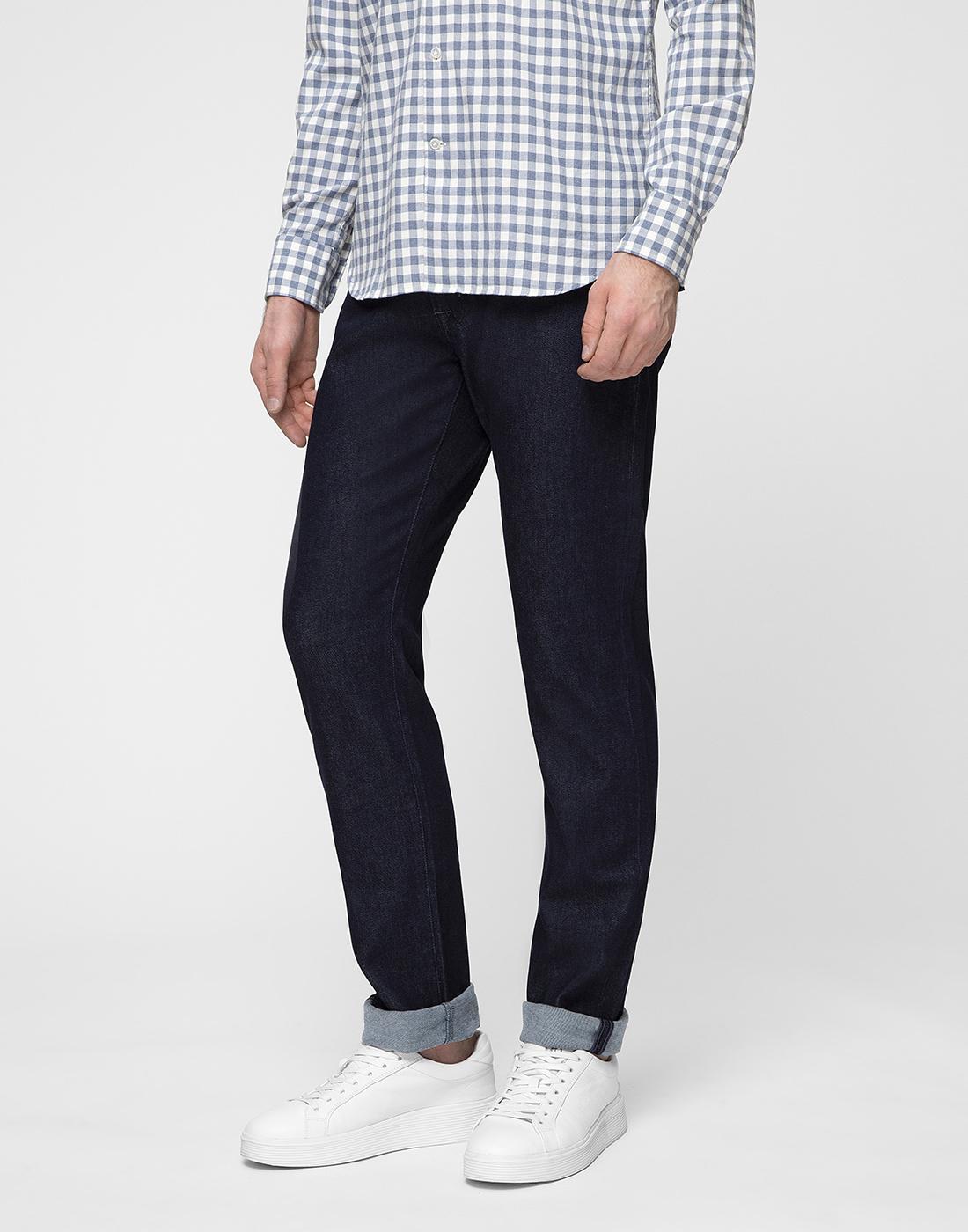 Мужские темно-синие джинсы PT SPJ05Z30GTL/OA13/SC65-3