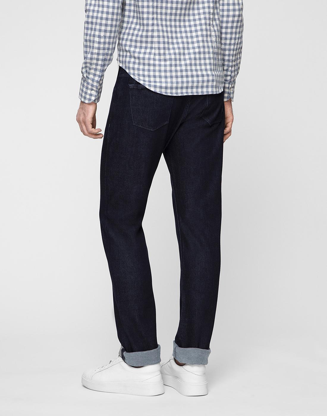 Мужские темно-синие джинсы PT SPJ05Z30GTL/OA13/SC65-4